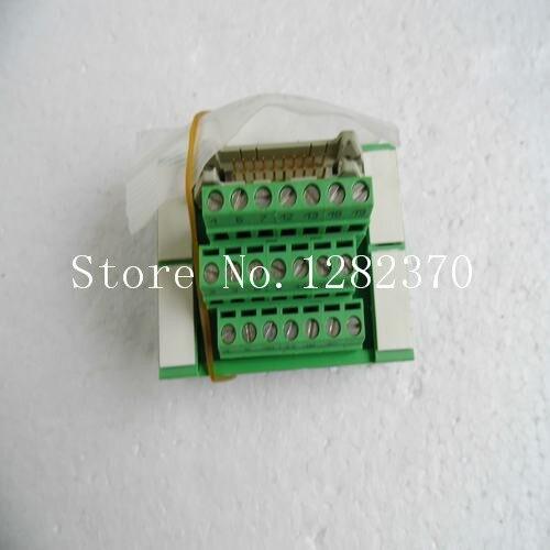 [SA] new original authentic PHCENIX CONTACT port UM45-FLKS20 spot --2pcs/lot new phcenix contact relay psr scp 24uc thc4 2x1 1x2 spot