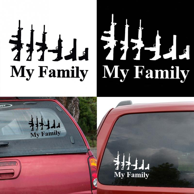Graphics For Funny Gun Rear Window Graphics Wwwgraphicsbuzzcom - Funny decal stickers for carsgraphics for funny car decals and graphics wwwgraphicsbuzzcom