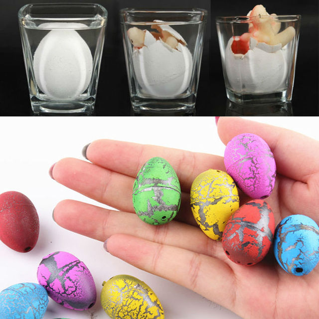 2PCS Magical Dinosaur Eggs