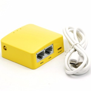 Image 3 - Gl. Inet GL MT300N V2 Mtk MT7628NN 802.11n 300Mbps Wireless Router Wifi Openvpn Mini Travel Router Diy Openwrt 16 Mb Rom/128 Mb Ram
