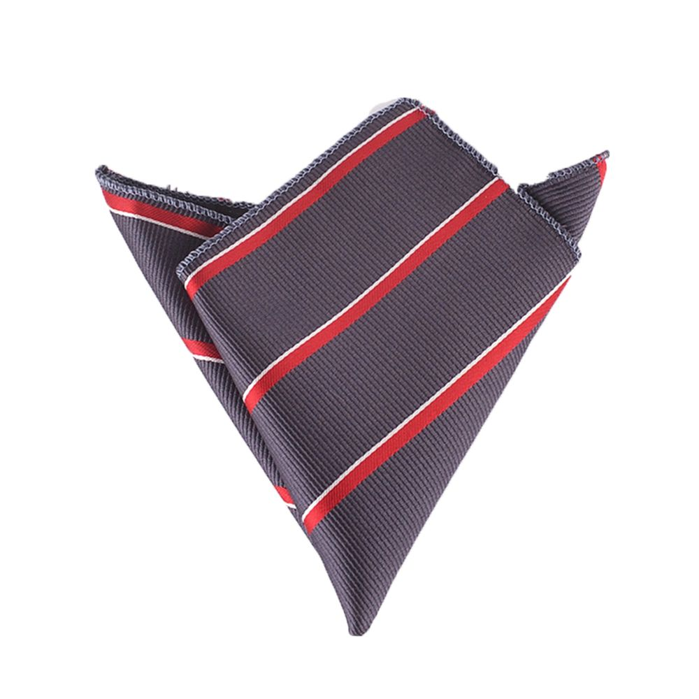 1 Pcs Fashion Men's Cotton Pocket Square Western Style Floral Handkerchief For Suit Pocket Wedding Square Hankerchief Gifts