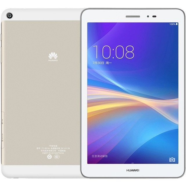 """8.0 """"huawei honor 4 г lte/wi-fi phone call android tablet pc msm8916 quad core 16 ГБ rom snapdragon 2 ГБ оперативной памяти 5.0mp камера"""