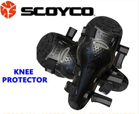 (2 Pcs/ensemble) de Haute Qualité CE Approuvé Moto Genou Protecteur Moto Racing Gardes Motocross Accessoires Scoyco K07
