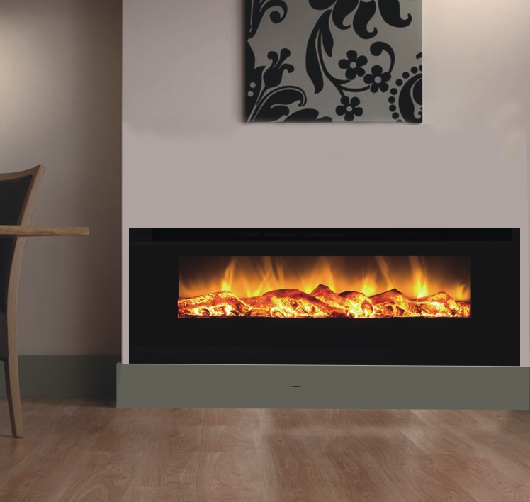 Big Wall Insert Electric Fireplace In Electric Fireplaces From Home