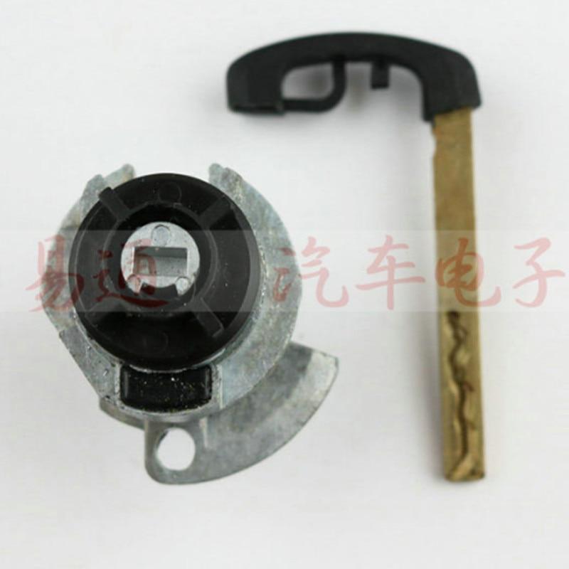 Auto Left Front door lock cylinder for BMW 5 7 Series 730 740 745 750 Car