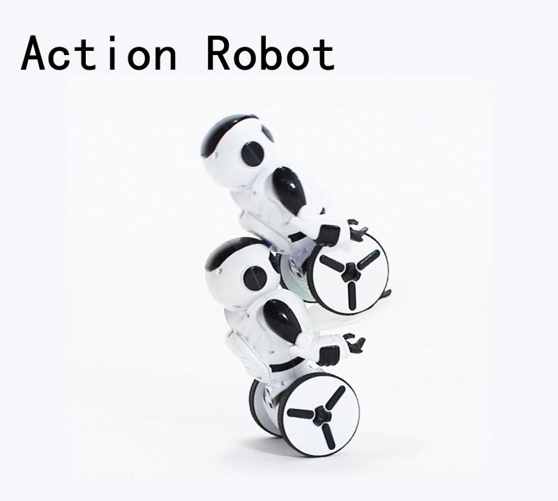 Gratis leverans NYHET Hot försäljning JXD KiB RC Robot Intelligent - Toy figuriner