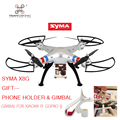 Original Syma X8G Drone WITHOUT Camera,Battery &Transimitter 2.4G 6 Axis Gyro 4CH RC Quadcopter with Camera Gimbal &Phone Holder