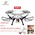 Original Syma Zangão X8G SEM Câmera, Bateria & Transimitter 2.4G 6 Axis Gyro 4CH RC Quadcopter com Câmera Gimbal & Suporte Do Telefone