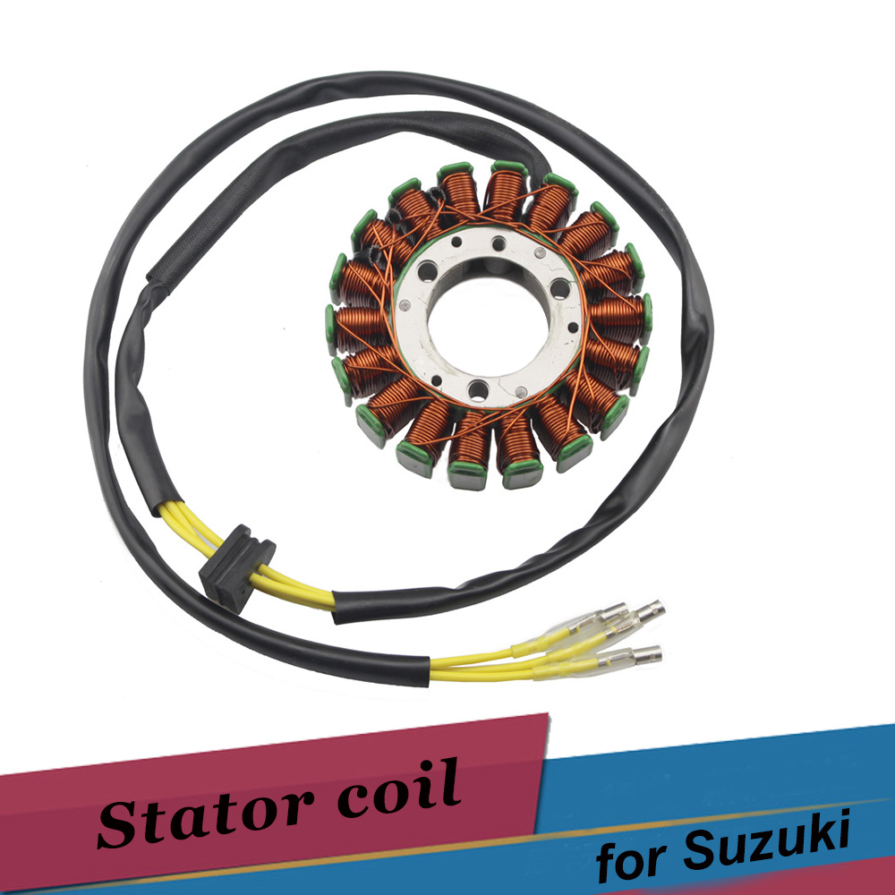 Motorcycle stator coil For Suzuki GS250T GS300L GS400X GS425 GS450 GS500E GS550 GS650E GS650G GS750 GS750E