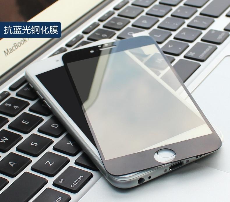 9H 2.5D matowy matowy pełna pokrywa szkło hartowane Screen Protector dla iPhone X XS MAX XR 10 8 7 6s 6 Plus 7Plus anty odciski palców 13