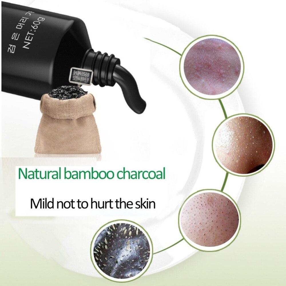 New Black Head Removing Nasal Membrane to Black Nose Film Deep Cleansing Purifying Peel Off Black Shrink Pores black Mask