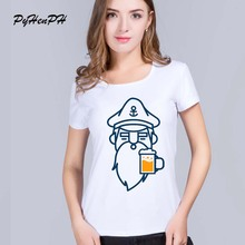 Beer Man women's girlie / shirt