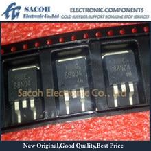 Novo original 10 pçs/lote 88n04 para-263 88a 40v potência mosfet transistor