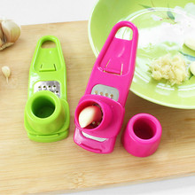 Household Multifunction Grinding Garlic Ginger Mill Cutter Press Utensils Accessories Functional Grater Planer tool