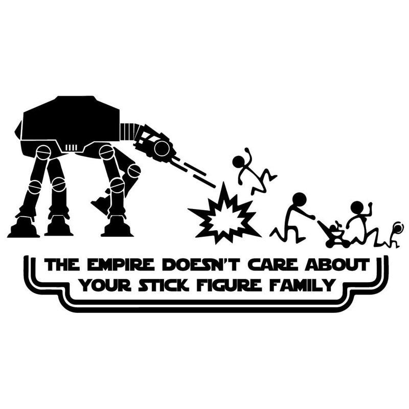 Online Buy Wholesale Star Wars Family Car Stickers From China Star - Star wars family car decals