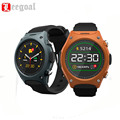 Q8 smart watch vida à prova d' água relógio de pulso sport mtk2502 g-sensor de frequência cardíaca do bluetooth bússola relógio para ios android phone