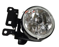 for Montero sport fog lamp for 2000 2004 Mitsubishi pajero sport front fog light with bulbs