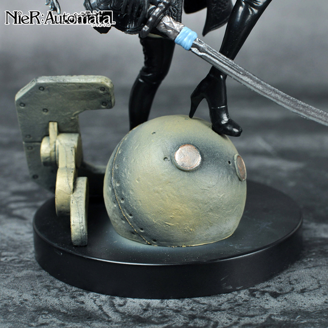 PS4 Game anime figure NieR Automata YoRHa No. 2 Type B 2B Cartoon Toy Action Figure Model 2