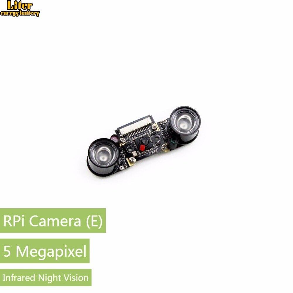 Raspberry Pi Camera (E) Night Vision Camera Module For All Version Of Raspberry Pi Model 3 2 B/ B+/ A+