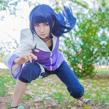 [Milky Way]NARUTO Hyuuga Hinata Cosplay Light Purple Costume Halloween Costume for Adult Woman  sc 1 st  AliExpress.com & Buy hinata costume halloween and get free shipping on AliExpress.com
