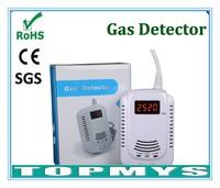 2017 New Independent Natural Gas Leak Detector Sensor TM JDK808 Gas Smoke Detector For Home Security
