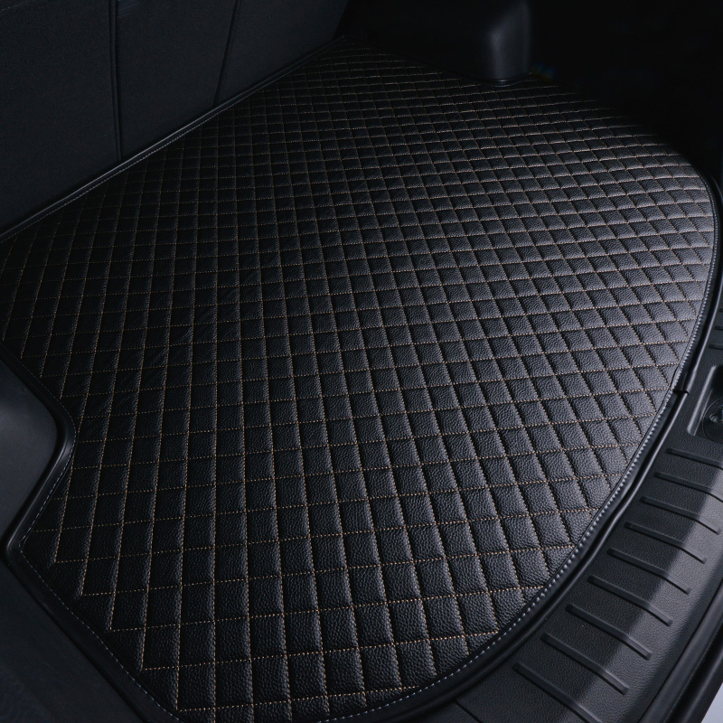 Leather Trunk Mat For Nissan Gtr 370z Patrol Nv200 Paladin
