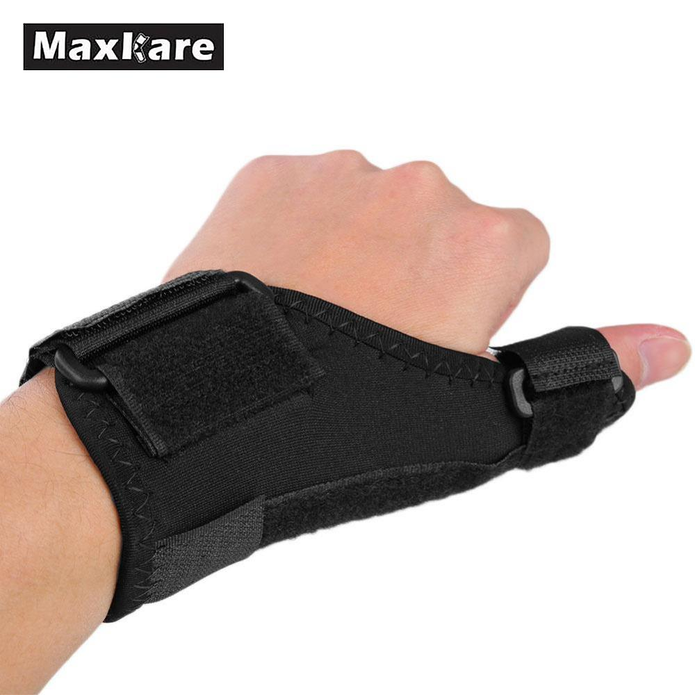 Thumb Brace Guard Wrist Support Splint Stabiliser Sprain Pain Relief Wristband