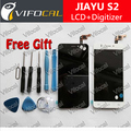jiayu s2 LCD Display + Touch Screen + Tools Set High Quality Panel Assembly Replacement for Mobile Phone +Free Shipping