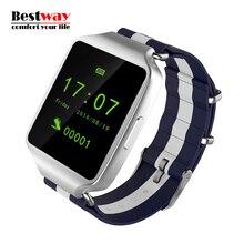 Smartwatch L1 Reloj Inteligente Männer Digitaluhr Bluetooth Smart Touch-uhr Pedometor Schlaf-monitor Andriod Uhr smartwach