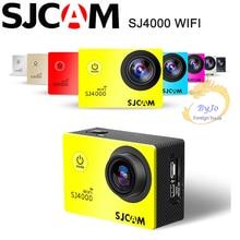Оригинал sjcam sj4000 и sj4000 wifi камера спорта 1080 P hd 12 миллионов пикселей водонепроницаемая камера full hd видеокамера mini