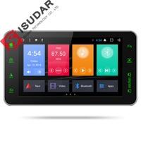 Isudar 2 din Android 8.1 Car Multimedia player Universal DVD Player For Nissan/Tiida/QASHQAI Octa Core Radio GPS GLONASS 32G ROM