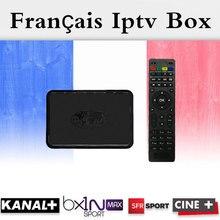 Francés MAG254 IPTV IPTV canales de IPTV Caja Europea de Luxemburgo Belgiun Turquía Alemán Italia Polonia Portugués Africano IPTV Linux