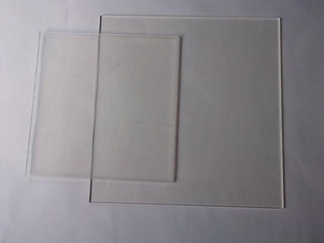 Acrylic clear sheets 300x400x4mm pmma board clear plastic for Vetro sintetico su misura