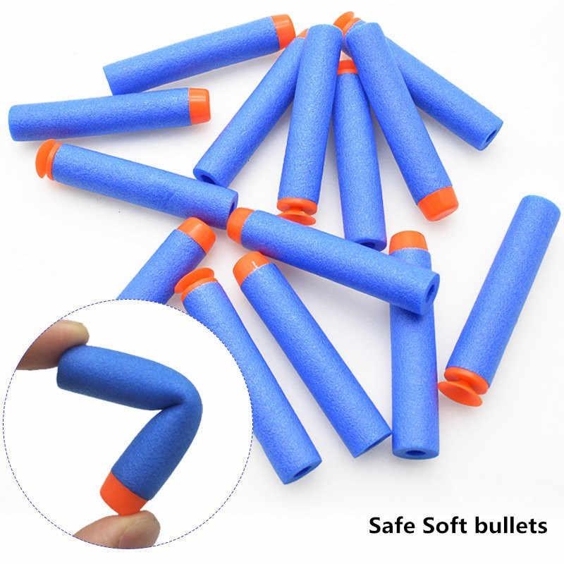Новое поступление детская руководство мягкая пуля пистолет long Range игрушка дартс бластер детские игрушки Best подарок