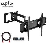 Articulating TV Wall Mount Bracket For 26 55 LCD LED Plasma 3D TV With VESA Up