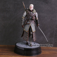 The Witcher 3 Wild Hunt Geralt of Rivia Dark Horse PVC Statue Figure Collectible Model Toy