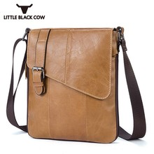 hot deal buy designer brand messenger bag high quality cow leather over the shoulder bags business office casual shoulder crossbody bags