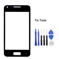 LOVAIN 1PCS Genuine Original For Samsung Galaxy S Advance I9070 Front Glass Lens Touch Screen LCD
