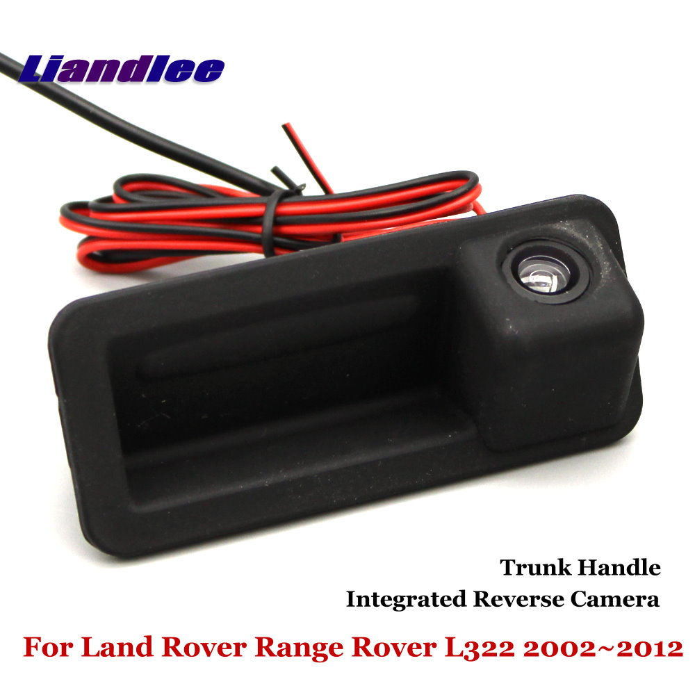 Liandlee For Land Rover Range Rover L322 2002~2012 Car Reverse Camera Rear  View Backup Parking Camera / Integrated Trunk Handle-in Vehicle Camera from  ...