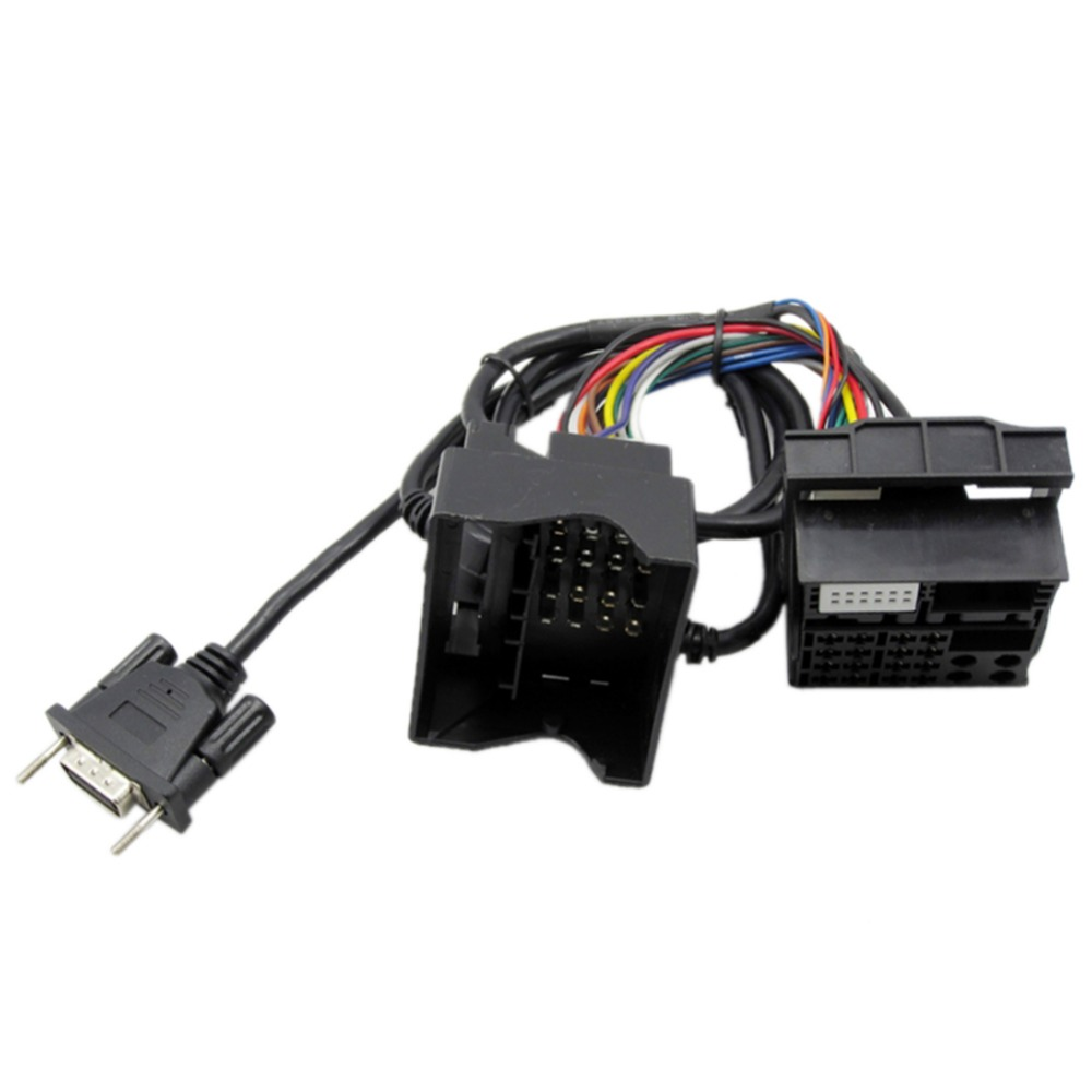 Replacement 20pin Wire Harness For Bmw Flat 40pin Radios Bluetooth Computer Wiring Adapters Car Adapter M06 M07 Digtial Music Cd Changer In Kit From Automobiles