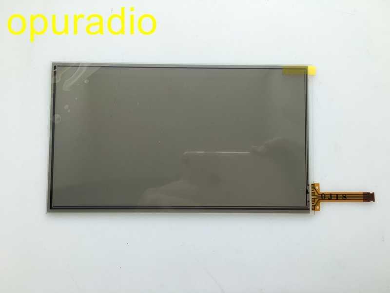 6.5 インチガラスタッチスクリーンタッチパネルデジタイザレンズ VW トゥアレグ RNS510 車 DVD プレーヤー gps ナビゲーション L5F30818P05 02 03 04 液晶