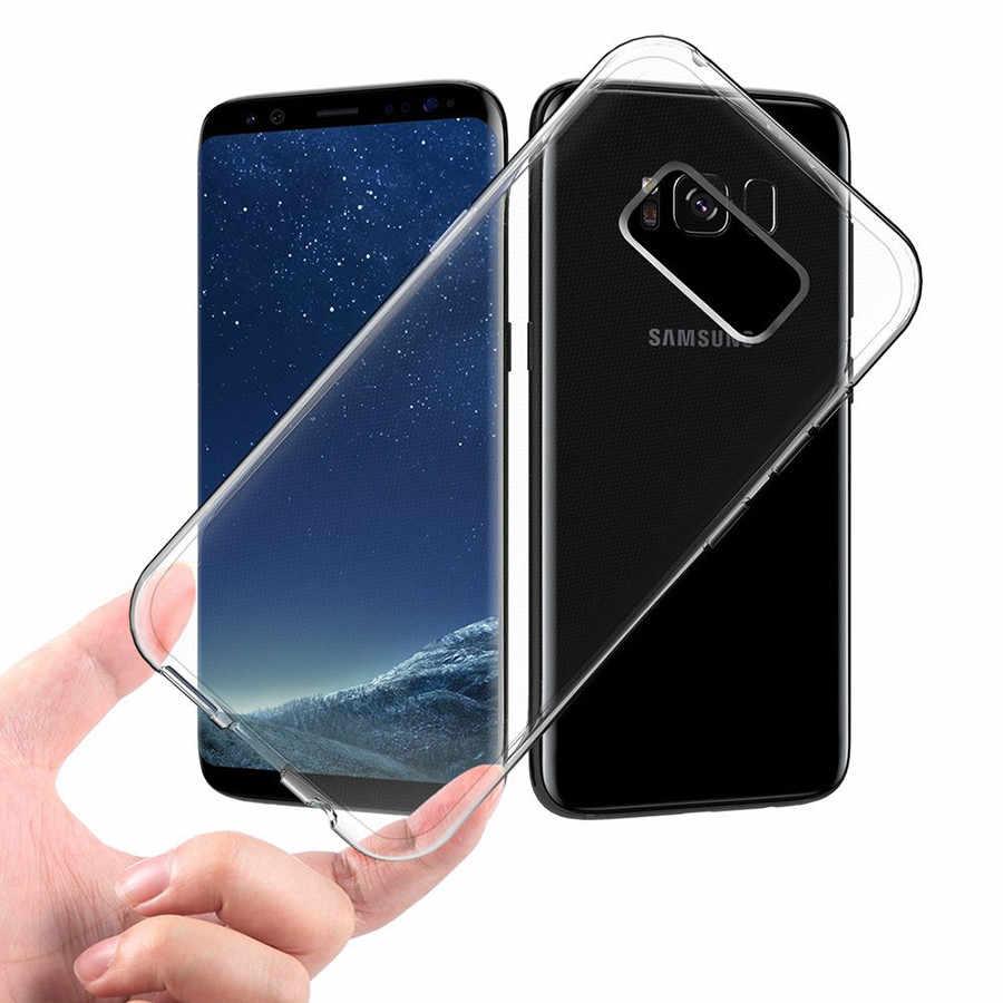 لينة سيليكون TPU حقيبة لجهاز LG G3 G4 G5 G6 G7 V10 V20 V30 V40 غطاء شفاف للحالات LG K4 K7 k8 K10 2017 2018 X الطاقة 2 3