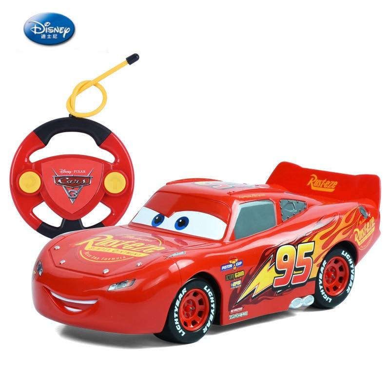 CAR3 รถ mobilization 3 Lightning McQueen รีโมทคอนโทรลกีฬารถตุ๊กตาของเล่น 22 ซม.เด็กรีโมทคอนโทรลรถ-ใน รถ RC จาก ของเล่นและงานอดิเรก บน title=