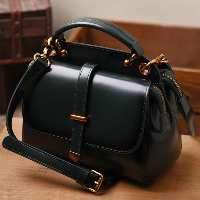 495df880e66d ... 6 видов цветов Для женщин из натуральной кожи Сумки известный бренд сумочка  маленькие сумочки-почтальонки ...