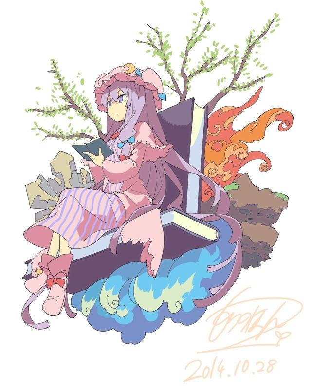 【P站画师】日本画师もりのほん的插画作品- ACG17.COM