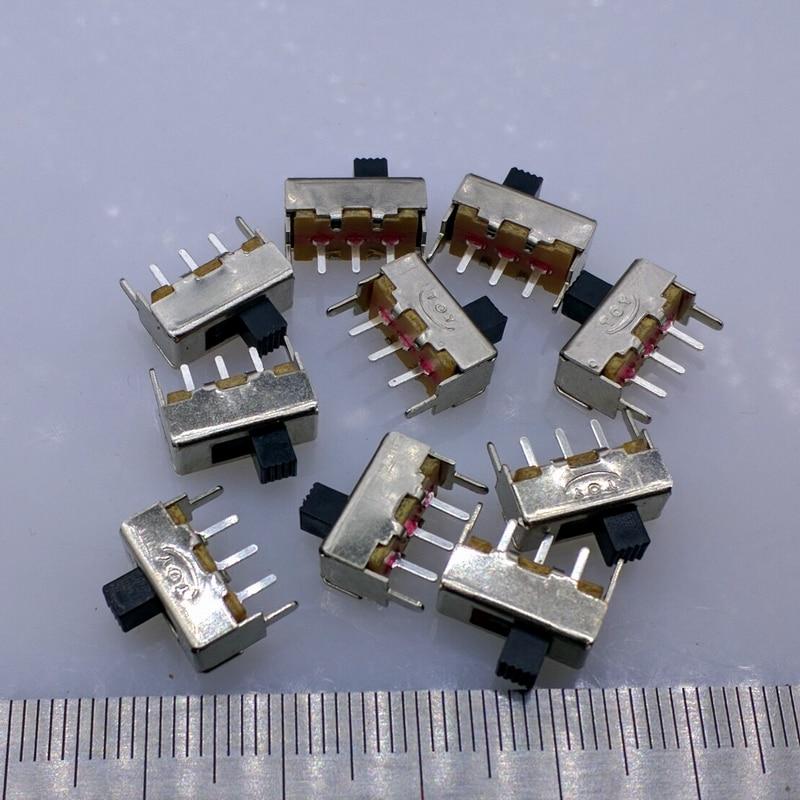 ss12f44g3 DIP 3pin switch DIP Slide Switches 10pcs/lot