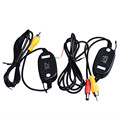 Auto Wireless Transmitter Receiver For Car Reverse Rear View Camera Monitor 2.4GHZ Dec07
