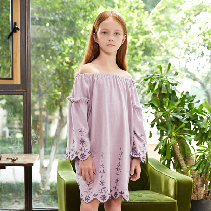 a39c34184 2019 New Models Kids Nightgowns Girls Girls Nightdress For Age 5 ...