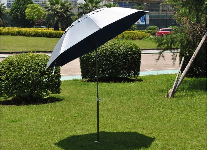 Online buy wholesale portable beach umbrella from china for Outdoor fishing