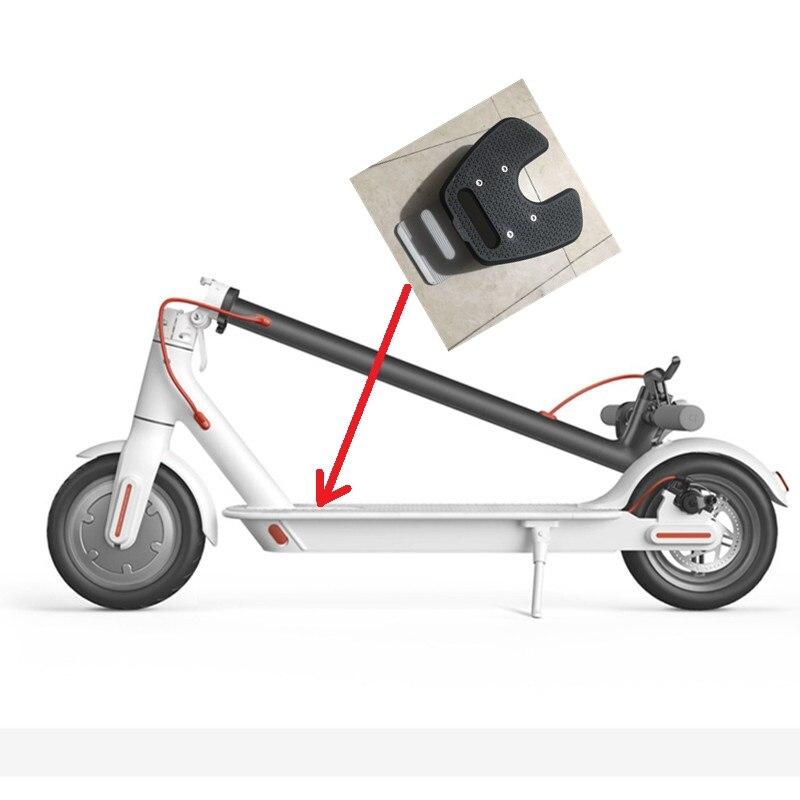Accessoires personnalisés pour enfants Support debout Parent-enfant voyage adapté pour XIAOMI M365 la plupart des autres scooters électriques